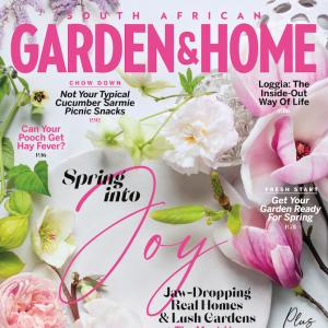 SA Garden&Home magazine