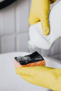 How to get rid of mould
